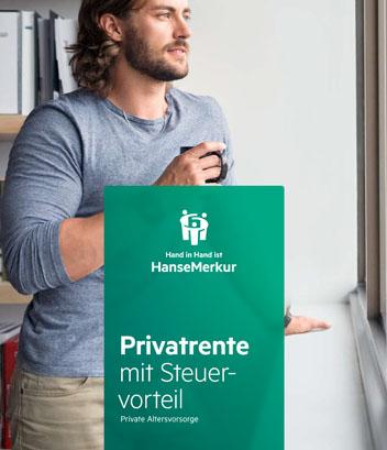 Privatrente mit Steuervorteil